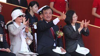 國慶大典 蘇嘉全:台灣會比以前更好