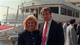 川普、第一任妻子、伊凡娜、Ivana Trump,Ivana Marie Trump/(圖/美聯社/達志影像)