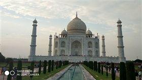 小米A1 葉立斌攝 印度 泰姬瑪哈陵