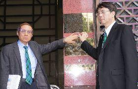 遭指設公司自肥 劉伯恩赴北檢提告誹謗