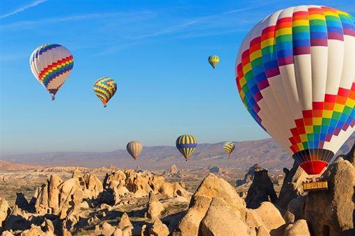 飛越自然奇景,追尋文明十字路口與傳說的發源地 (圖/廠商提供)