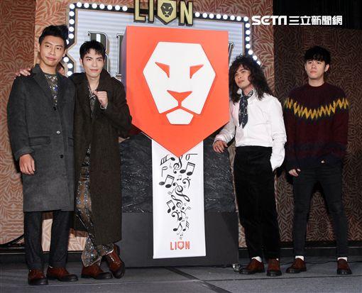 ▲獅子合唱團。(圖/記者邱榮吉攝影)