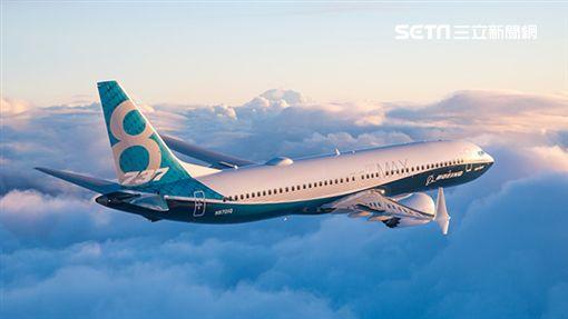 波音737Max客機。(圖/翻攝自波音官網)