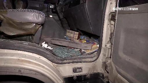 惡作劇?半夜車子被砸 住戶聽巨響驚醒