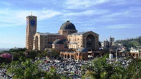 巴西國家聖母院 慶聖母顯現300周年