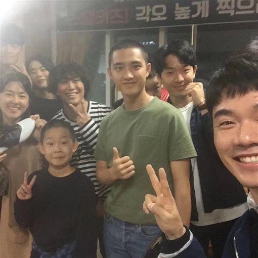 D.O. EXO /翻攝自IG