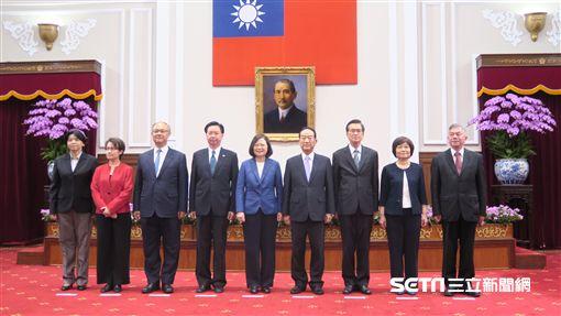 蔡英文總統宣布親民黨主席宋楚擔任APEC特使。(記者盧素梅攝)