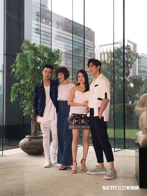 李維維,JR,孫沁岳,陽詠存,/記者蕭筠攝影
