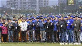 中華職棒28年開幕戰,富邦悍將,中信兄弟 圖/記者林敬旻攝