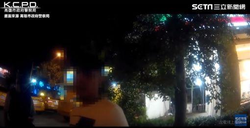 高雄市政府警察局逮捕偷車賊