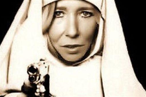 Sally Jones,瓊斯,IS,聖戰士,炸死,白寡婦(圖/翻攝自推特)