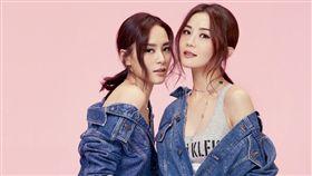 TWINS,阿嬌,阿sa,蔡卓妍,鍾欣潼/微博、IG