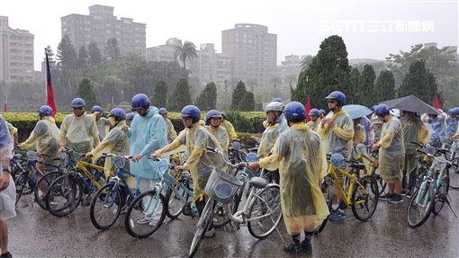 自行車開騎