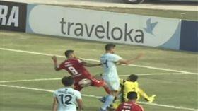 印尼,印尼足球超級聯,佩西拉拉蒙岸隊 (圖/翻攝自YouTube)