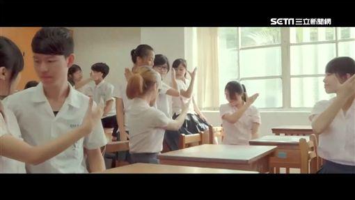 半島鐵盒,手語,舞蹈,高中生