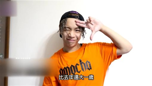 派翠克,模仿,中國有嘻哈