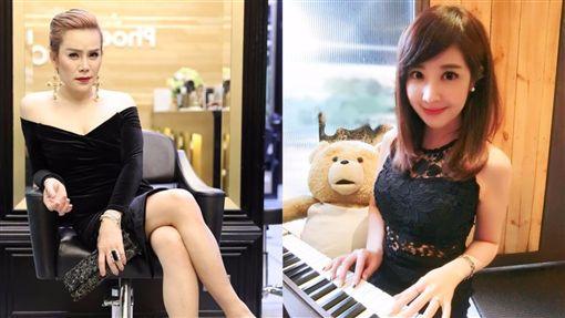 黃若薇,泰髮廊老闆娘/翻攝自臉書
