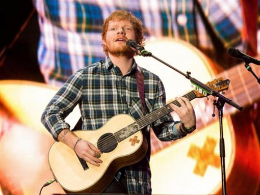 紅髮艾德,Ed Sheeran/IG