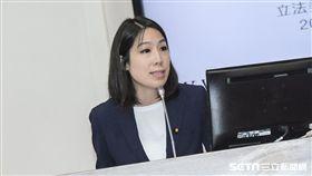 民進黨立法委員余宛如 圖/記者林敬旻攝
