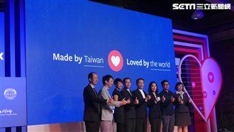 葉立斌攝 Made in Taiwan Facebook大中華區董事總經理梁幼莓