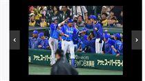 ▲橫濱洋砲Jose Lopez在高潮系列賽敲出關鍵全壘打。(圖/截自日本媒體)