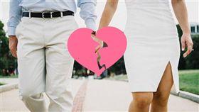 情侶、分手/示意圖/pixabay
