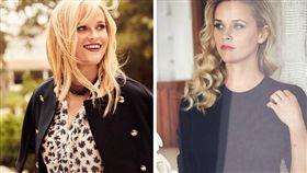 瑞絲薇絲朋,Reese Witherspoon,好萊塢,性騷擾,性侵 (圖/翻攝自瑞絲薇絲朋臉書)