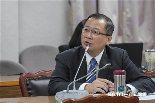 國民黨立委吳志揚 圖/記者林敬旻攝