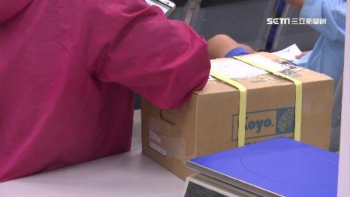 郵局火燒車毀包裹 3千月餅只賠570