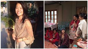 林念慈,BBC,全球百大女性 圖/翻攝自林念慈、Dharti Mata Sustainable Workshop 棉樂悅事工坊臉書