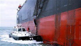台灣沒有合格領港艇,都以一般交通艇代替。(圖/翻攝自IMPA網站)