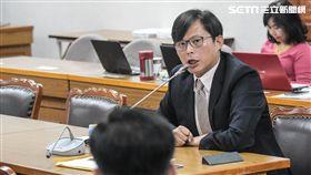 時代力量立法委員黃國昌 圖/記者林敬旻攝