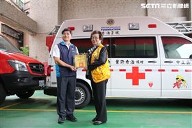 兩號,消防局,救護車