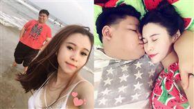 網紅Linh My Nguyen皮膚白皙、長相甜美,一副標準越南美女的樣子。翻攝臉書