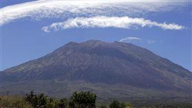 印尼阿貢火山_美聯