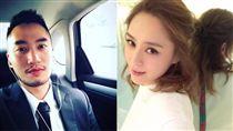 賴弘國 醫界王陽明 阿嬌 鍾欣潼 合成圖/翻攝自賴弘國 阿嬌IG