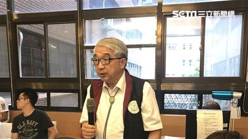 法醫研究所病理組蕭開平組長。記者潘千詩攝影