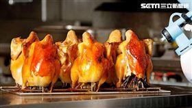 手扒雞每天限量150隻 香雞城飄香八里左岸