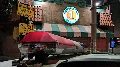 美國,洛杉磯,市場,Numero Uno market,離奇案件(圖/翻攝自推特) ID-1101491