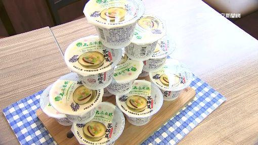 「茶碗蒸」超商熱銷王! 起司三明治南台冠