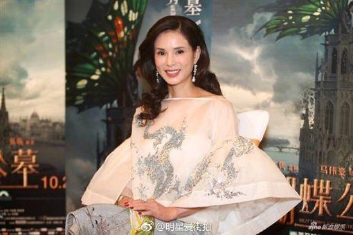 「姑姑」李若彤美了22年分享秘訣