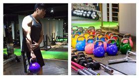 壺鈴訓練肌肉,教練教健身。