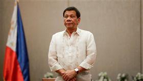 菲律賓總統杜特蒂_路透社/達志影像