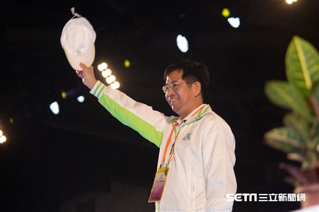 ▲106年全國運動會開幕典禮。(圖/記者蔡宜瑾攝影)