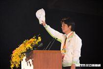 ▲106年全國運動會開幕典禮,賴清德。(圖/記者蔡宜瑾攝影)