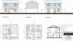 英國,洪水,設計,建築,首創,設計圖,發明 圖/翻攝自Grimsby Telegraph