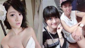 濱小步,婚紗照,同性,結婚(圖/翻攝自濱小步臉書)