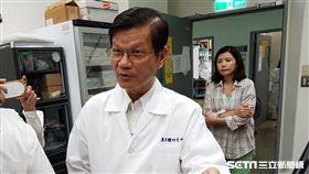 翁啟惠擔任中研院基因體研究中心特聘研究員 研究「線蟲」解密長壽基因 盧冠妃攝