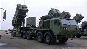 -愛國者三型-飛彈車-