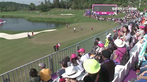 -裙襬搖搖-LPGA-高爾夫-林口美麗華高爾夫鄉村俱樂部-